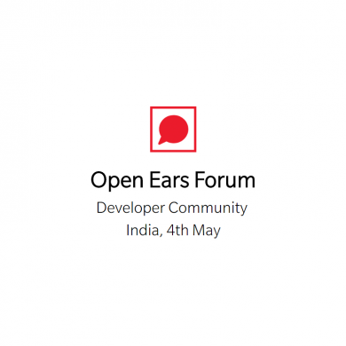 OnePlus announces Open Ears Forum in India for the Developer Community