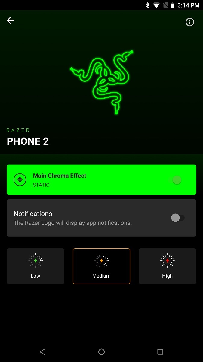 Razer Chroma gets an update with a Wave lighting preset for the
