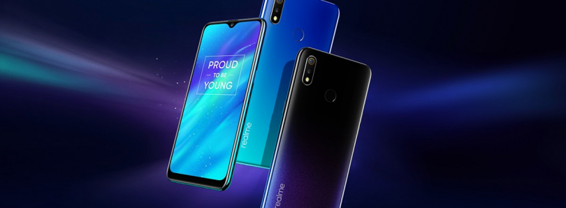 Realme 3 launches in India with a waterdrop notch, MediaTek Helio P70, 4230mAh battery, and more