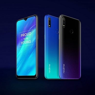 Realme C1, Realme 2, and Realme 3 updates bring November 2019 patches, dark mode, and more