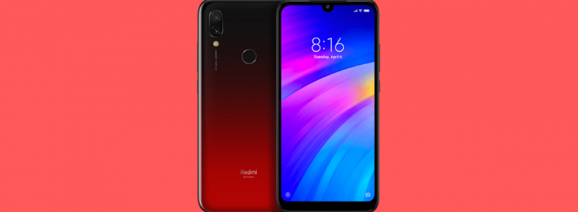 """The Xiaomi Redmi Y3 is the """"Pro"""" variant of the Redmi 7"""