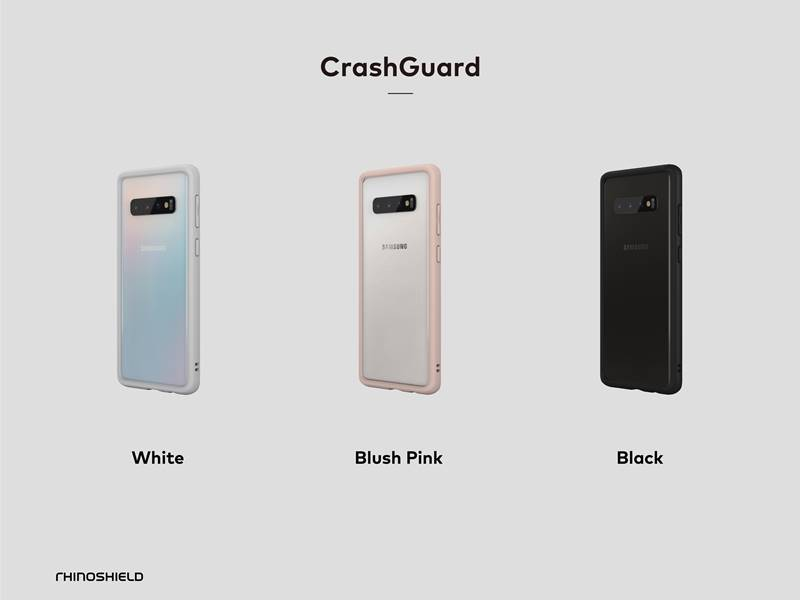 Hands-on with RhinoShield CrashGuard and SolidSuit Cases for Samsung