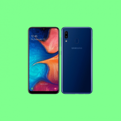 Samsung Galaxy A20 with 6.4″ Infinity-V display and Exynos 7884 launched in Russia