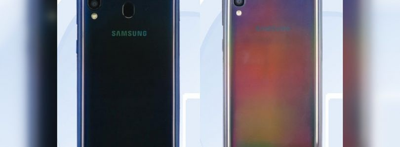 Samsung Galaxy A60 and Galaxy A70 pass through TENAA with triple rear cameras
