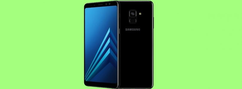 Android Pie starts rolling out for the Samsung Galaxy A8+ (2018), firmware available for download