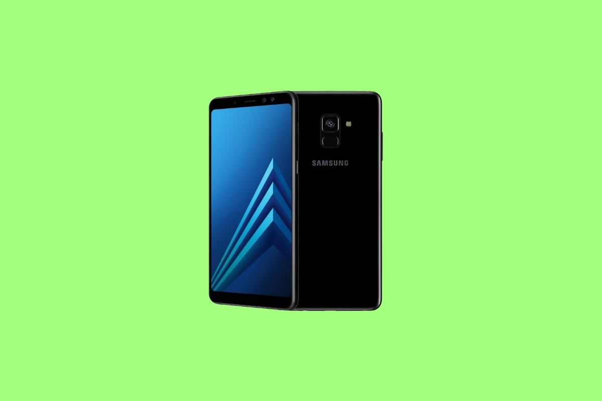 Android Pie starts rolling out for the Samsung Galaxy A8+ (2018