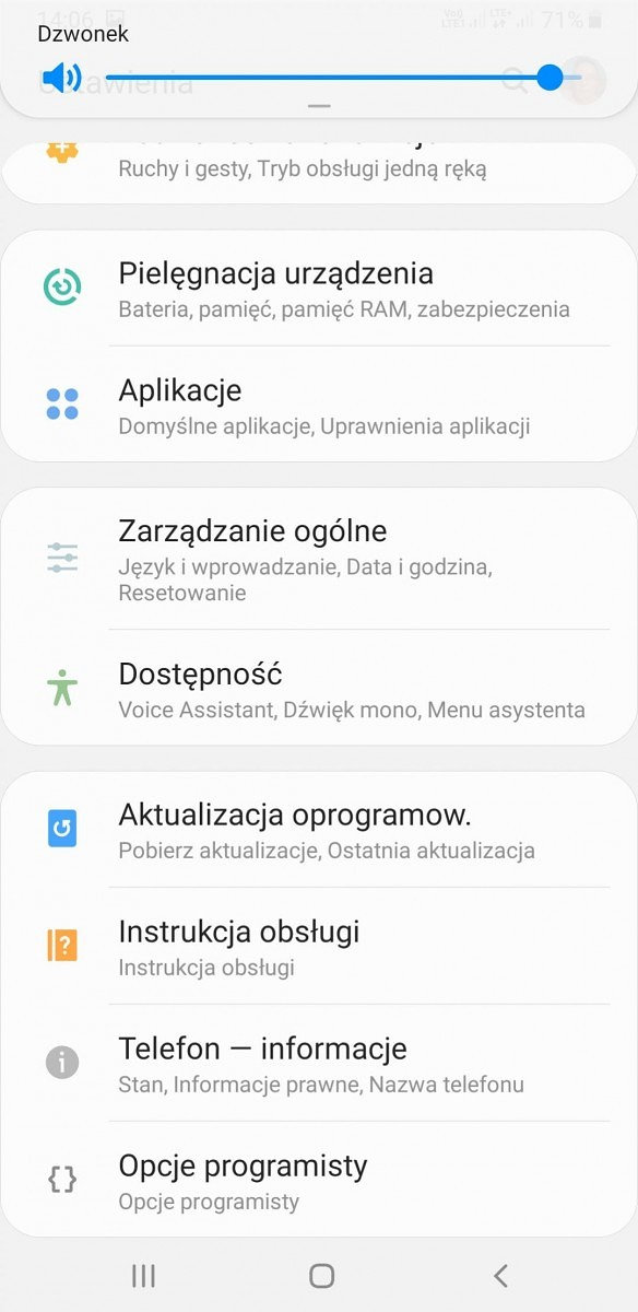 Samsung Galaxy A6+ starts getting the One UI with Android Pie update