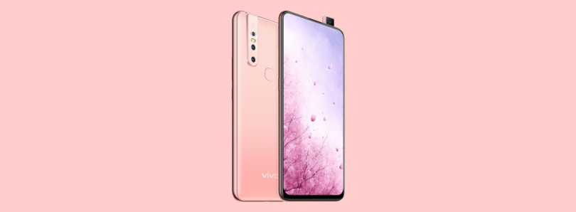 Vivo launches the Vivo S1 with notchless display, Helio P70 and 25MP pop-up selfie camera in China