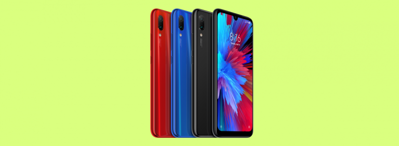 Unofficial TWRP now available for the Xiaomi Redmi Note 7 (lavender)