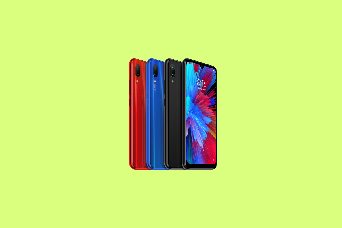 Unofficial TWRP now available for the Xiaomi Redmi Note 7