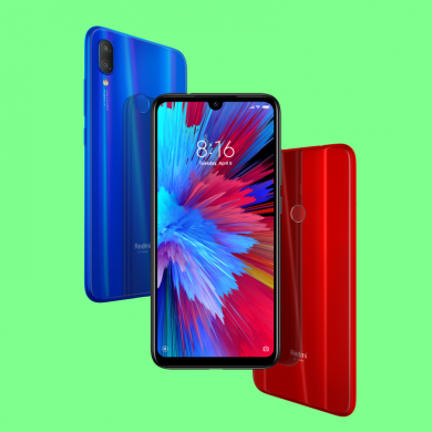 MIUI 10.3.5.0 rolls out for the Xiaomi Redmi Note 7 with new camera modes, incoming call floating window in Game Booster, and more