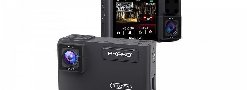 Akaso is Having a Big Sale on Dash Cams and Other Tech