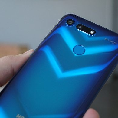 Top Five Features of the Honor View20