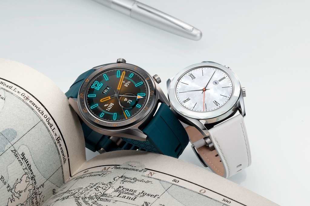 Huawei Watch GT is finally getting support for custom watch