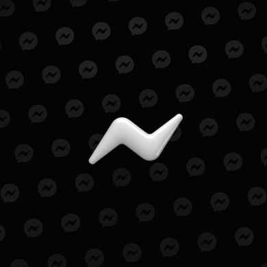 [Update: Rolling out globally] Facebook Messenger's Dark Mode can be enabled by sending a 🌙 moon emoji