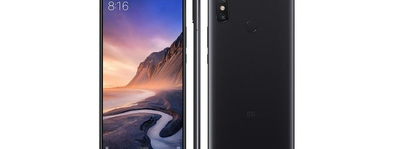 Xiaomi Mi Max 3's stable MIUI 10 Global update based on Android Pie is rolling out