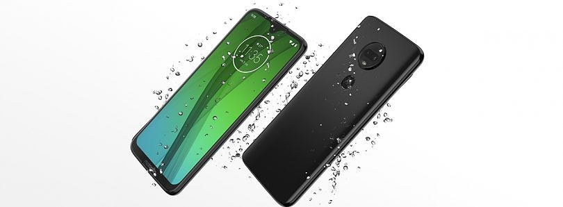 Motorola starts rolling out the Android 10 stable update for the Moto G7
