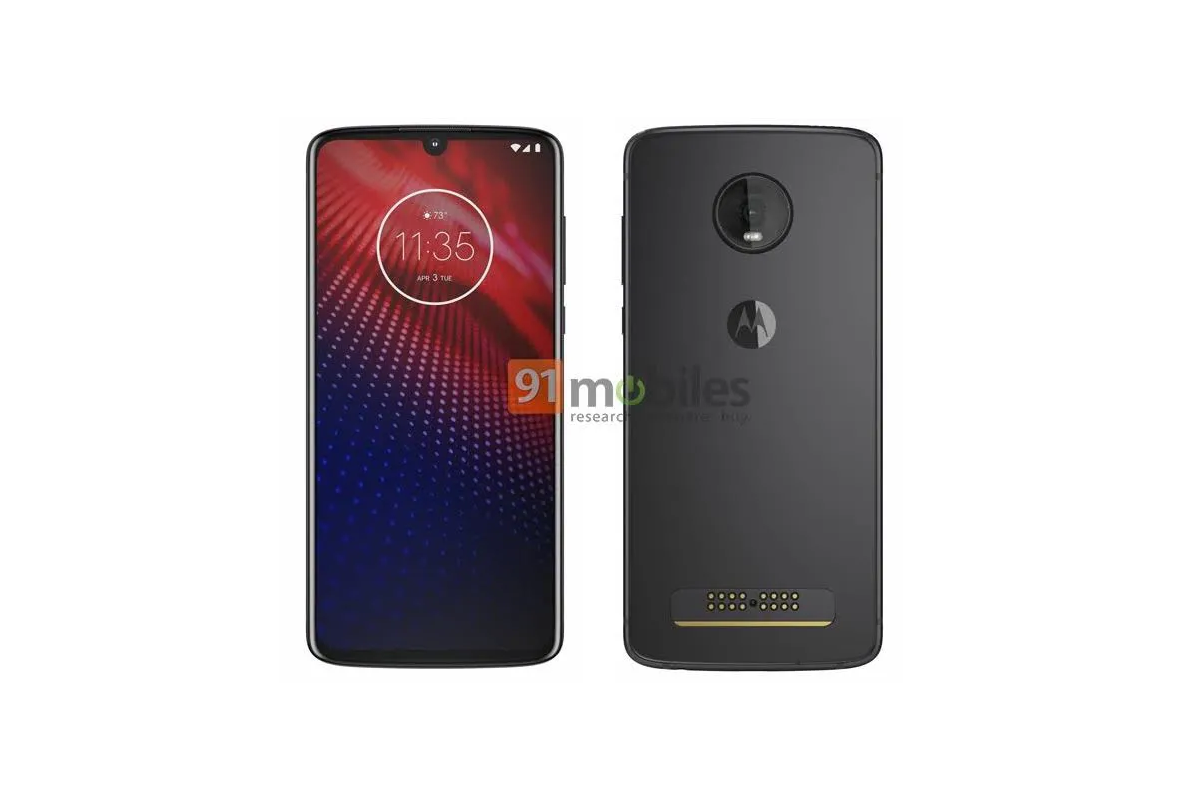 b746b061b Motorola Moto Z4 Play with Moto Mod support may have passed the FCC