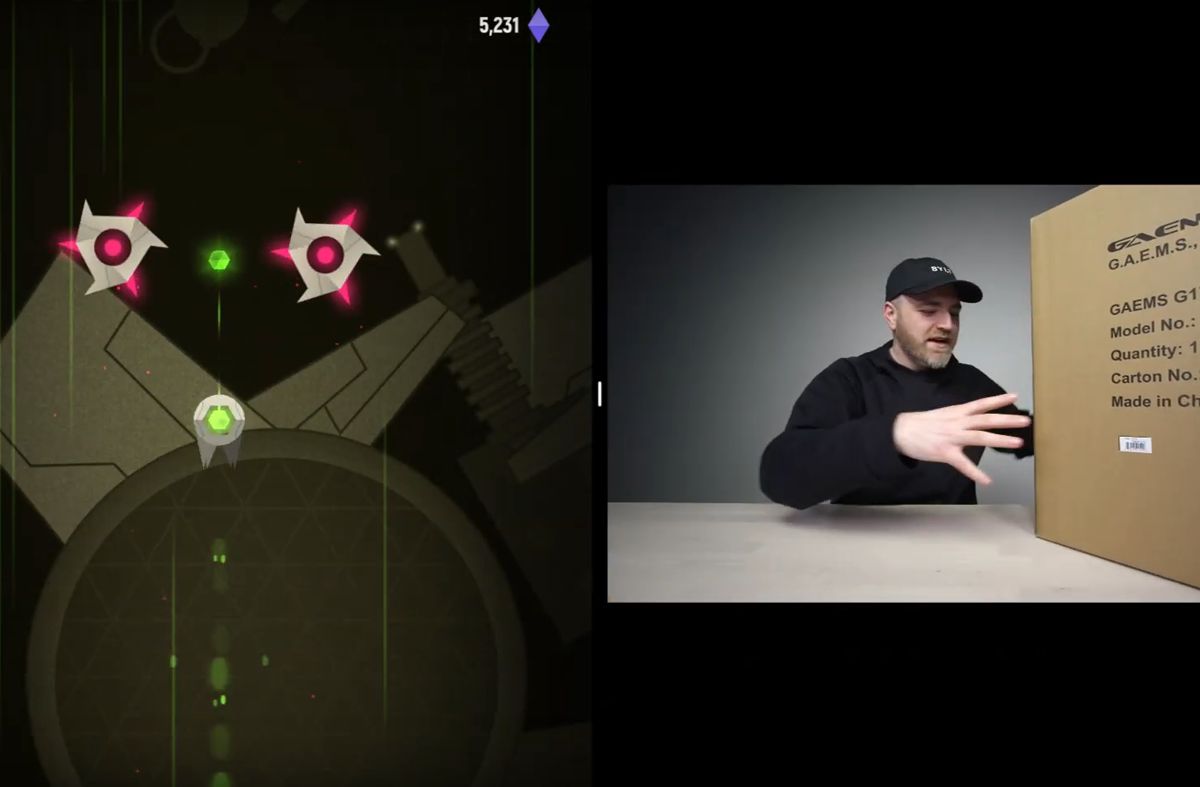 Enable Split-Screen Mode on the NVIDIA SHIELD Android TV