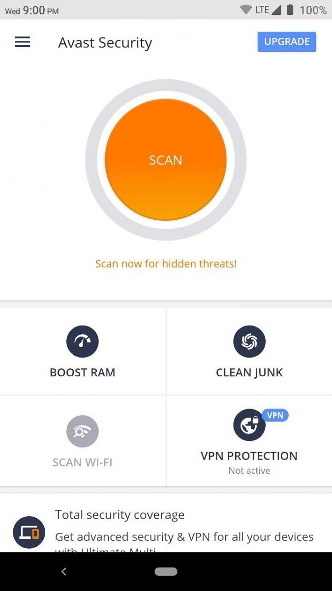 avast mobile security pro download