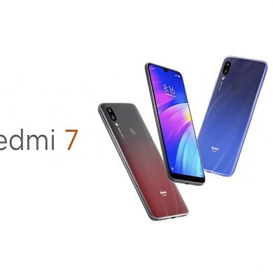 Xiaomi Redmi 7 with Qualcomm Snapdragon 632, 4000mah battery launched in China alongside Redmi Note 7 Pro and Redmi AirDots