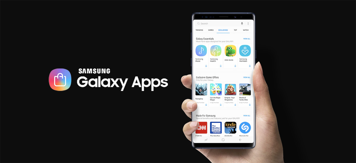Samsung App Store Download Deutsch