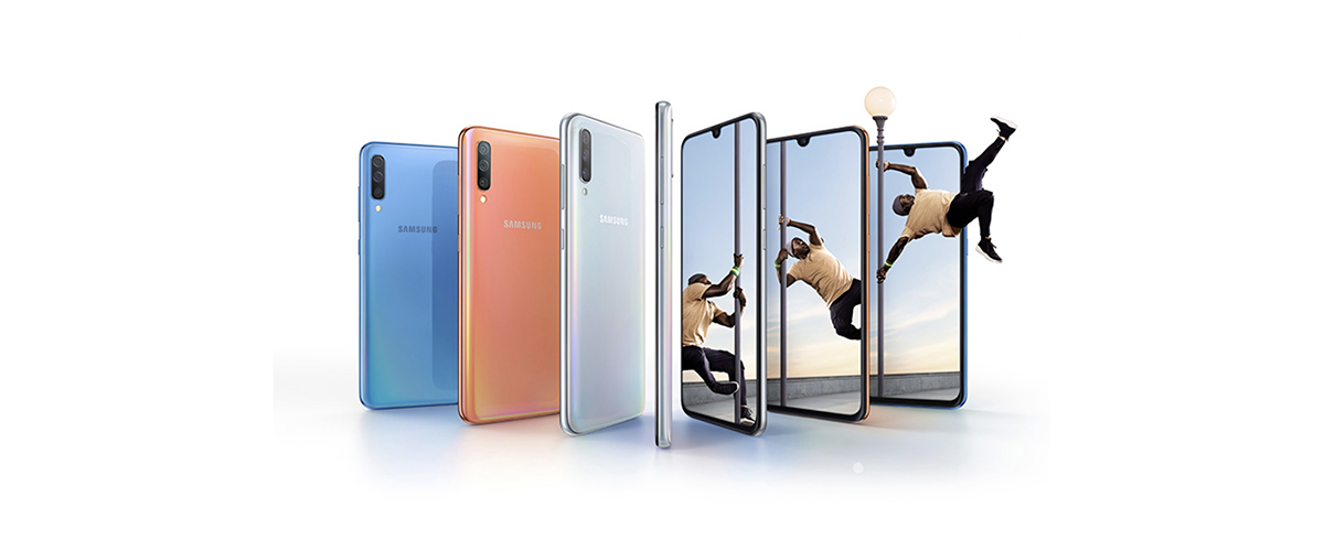 Samsung Galaxy A70 debuts with 6 7