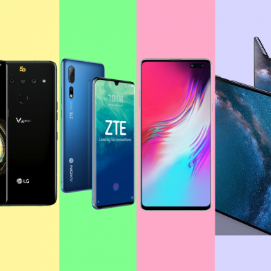 Huawei Mate X, LG V50, ZTE Axon 10 Pro, and Samsung Galaxy S10+ forums are now open