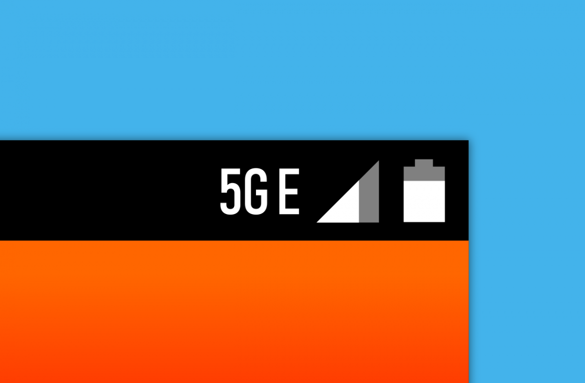 Techmeme: AT&T's controversial 5G E icon has been added to