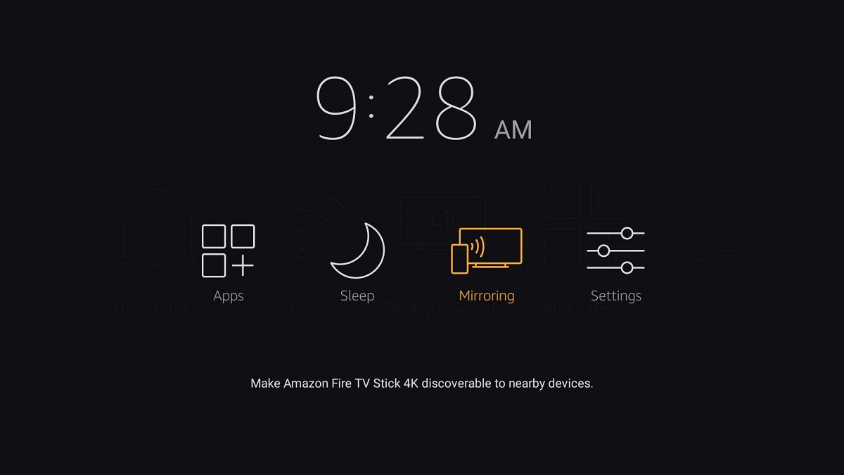 Amazon Fire TV Stick 4K gets Miracast screen mirroring