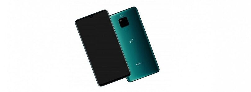 [Update 3: UK Launch] The Huawei Mate 20 X 5G has a smaller 4200mAh battery but faster 40W charging