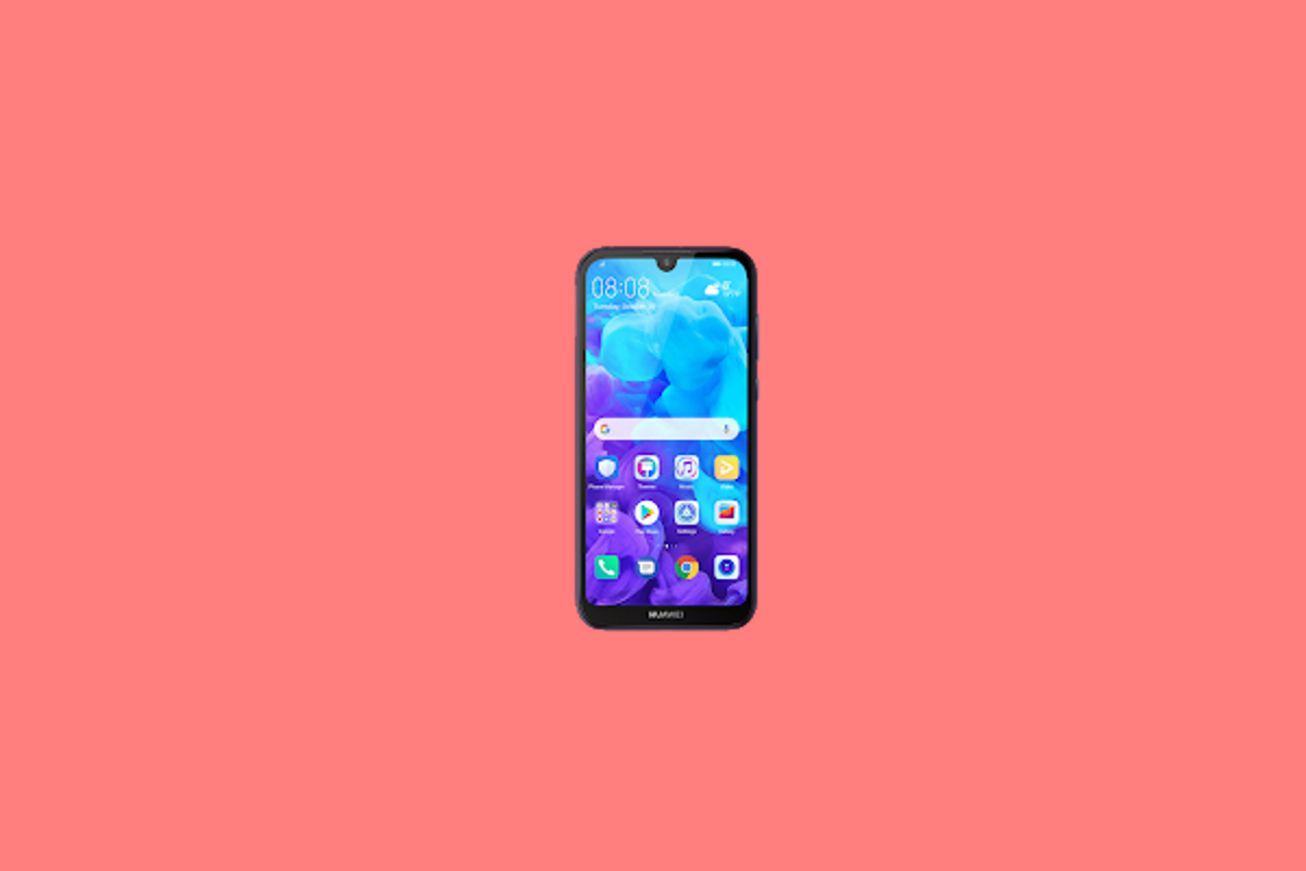 Huawei Y5 2019 appears on the Play Console with the MediaTek