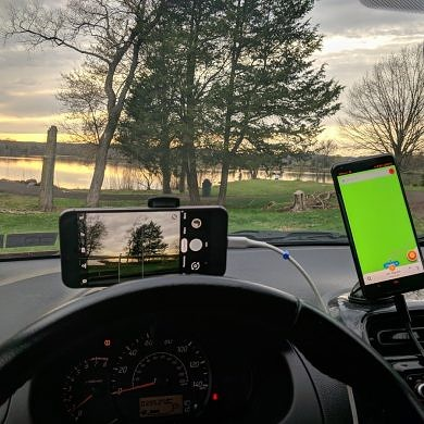 How to re-purpose your old Android phone into a high-res dash cam