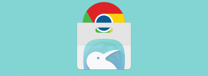 Kiwi Browser's latest update brings Google Chrome Extensions to Android