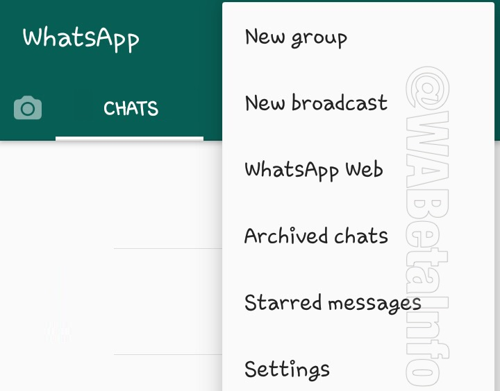 WhatsApp beta version 2.19.101 introduces a new 'Ignore archived chats' feature