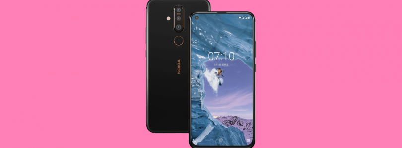 Nokia X71 with punch-hole display and 48MP rear camera launched in Taiwan