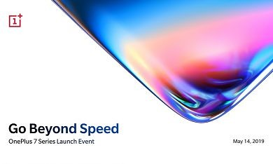 The OnePlus 7 series will be announced May 14th in 3 countries