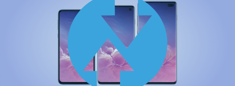 Unofficial TWRP now available for the Exynos Samsung Galaxy S10/S10+