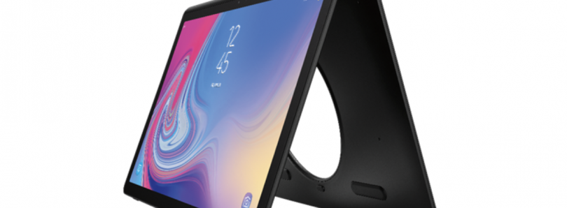 Samsung Galaxy View 2 renders reveal massive 17.5″ display and kickstand