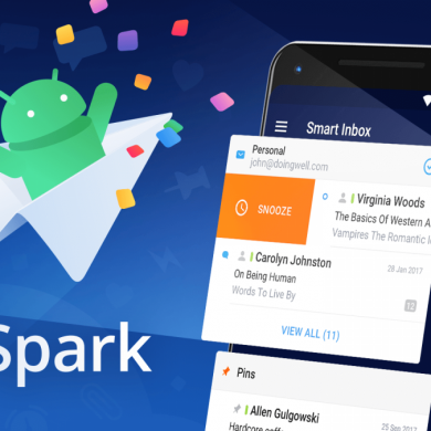 Popular iOS email app Spark now available for Android