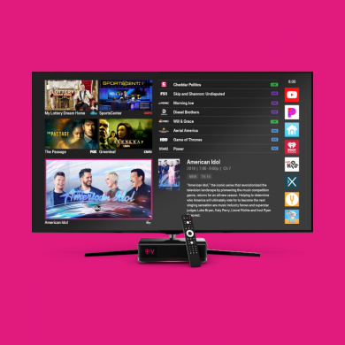 """T-Mobile launches overpriced """"TVision Home"""" cable TV competitor for $90 per month"""