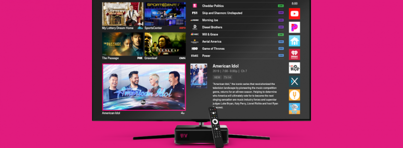 "T-Mobile launches overpriced ""TVision Home"" cable TV competitor for $90 per month"