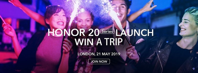 Win an All-Expenses Paid Trip to the Honor 20 Series Launch Event [Open to All Countries]