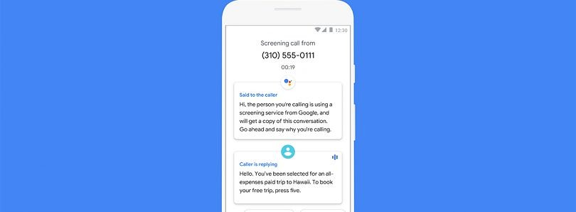 Google Pixel's Phone app will soon let you send info to 911 without talking