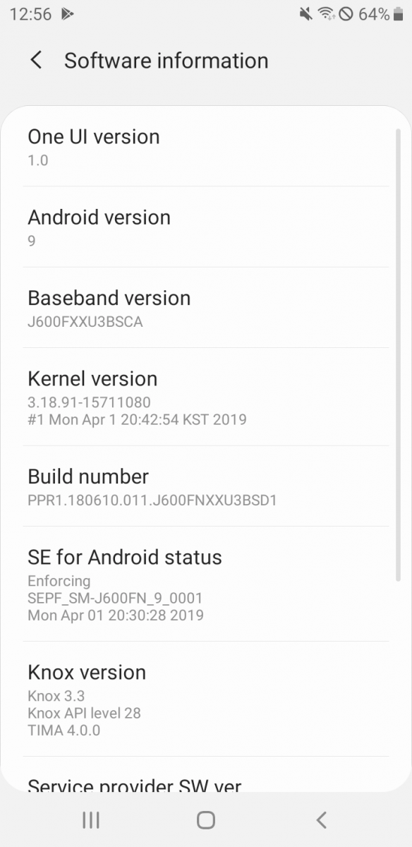 Android Pie with One UI rolls out to the Samsung Galaxy Tab S4 and