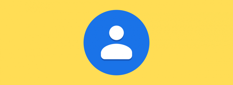 Google Contacts on Android prepares to let you change your Google Account profile photo and trash instead of delete contacts