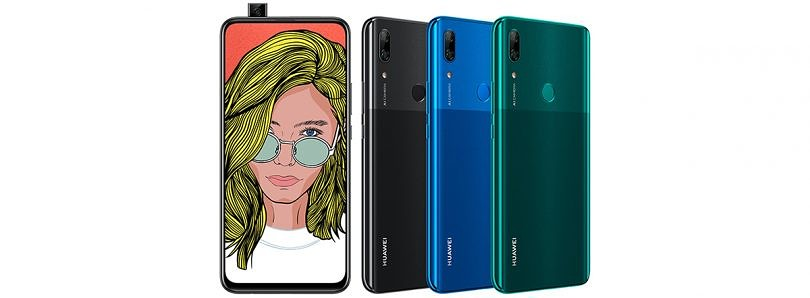 "[Update: Official in Spain & Italy] The Huawei P Smart Z may have an ""Ultra FullView"" display with a pop-up camera"