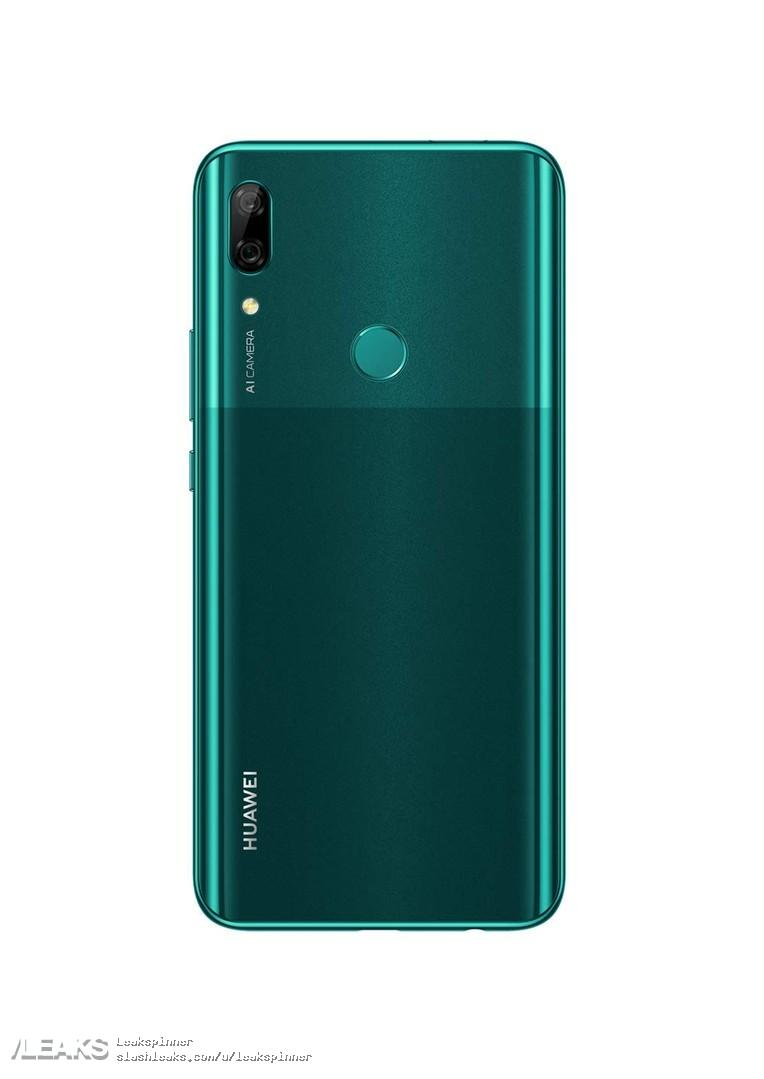 Huawei P Smart Z may have a pop-up camera,