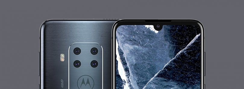 [Update: Motorola One Pro] Motorola is preparing a smartphone with quad rear cameras and a 48MP sensor
