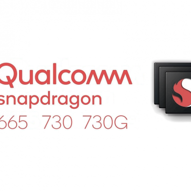 Qualcomm announces the mid-range Snapdragon 665 and 8nm Snapdragon 730/G